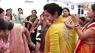 Sadhvi Samahita Ji Ka Latest Bhajan - मीठे रस से भरयोड़ी राधा रानी लागे - FULL HD -Delhi Pitam P