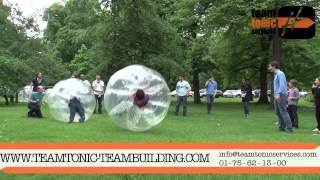 Team Building Punching-bulles - Teaser - par Team Tomic