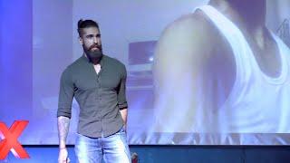 How looking good naked can make you successful | Abhinav Mahajan | TEDxManipalUniversityJaipur