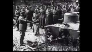 Вторая Мировая война - Битва за Москву