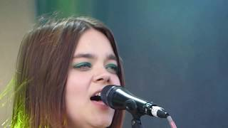 FIRST AID KIT   2017   FIREWORKS    SHATTERED AND HOLLOW   STOCKHOLM   GRÖNA LUND   19.6