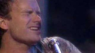 every breath you take----sting
