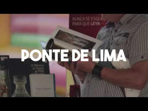 XXII Feira do Livro de Ponte de Lima