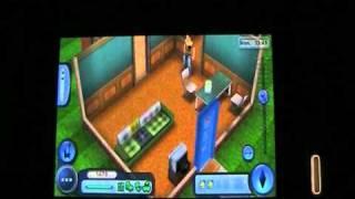 НОКИА Н 8. игра The Sims 3 HD.(ЛИС)