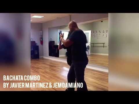 Bachata Combo with Javier Martinez (Partner Work)