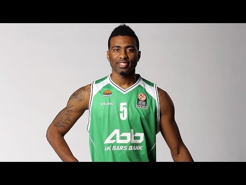 Focus on: Keith Langford, Unics Kazan