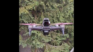DJI FPV drone. Training session using HQProp ETHiX P3 5.1X3X3