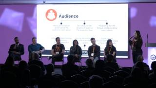 VR World Congress 2017: VR Writers Room led by Tanya Laird (speakers in description)