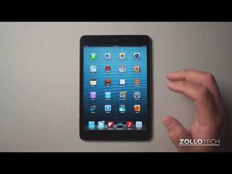 iPad Tips - How To Delete All Photos At Once