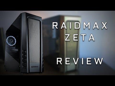 Raidmax: Zeta – PC Case Review
