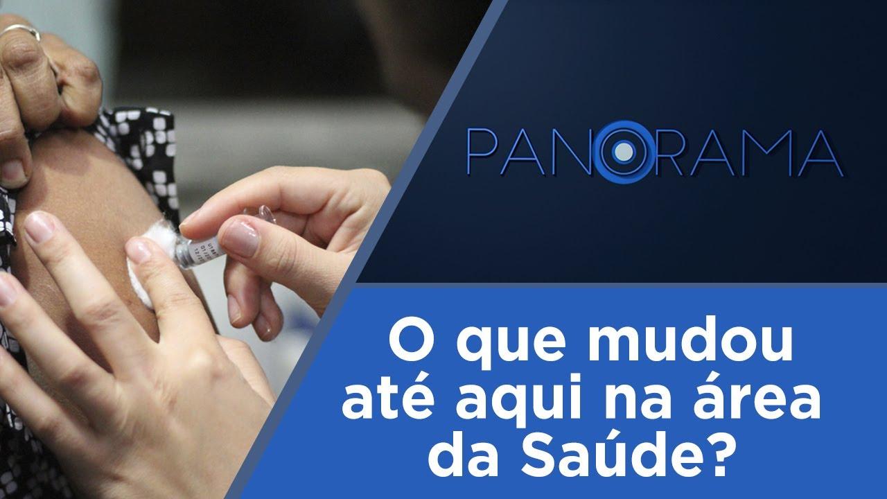 Panorama | 100 dias do governo Bolsonaro - Saúde | 08/04/2019