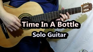 Time In A Bottle  Jim Croce Guitar Cover