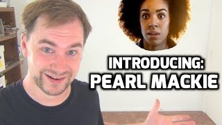 Pearl Mackie Revealed As Next Doctor Who Companion!