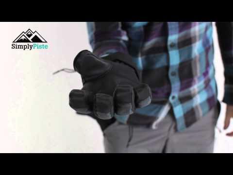 Dakine Mens Titan Glove – Carbon – www.simplypiste.com