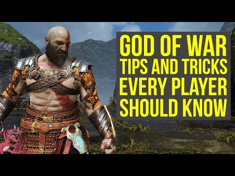God of War Combat Tips TO BECOME UNSTOPPABLE (God of War