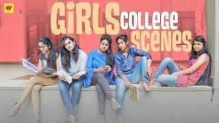 Girls' College Scenes   Girl Formula   Chai Bisket