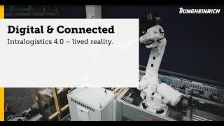 Digitalisation and Connectivity – Lived Reality at Jungheinrich | Kholo.pk