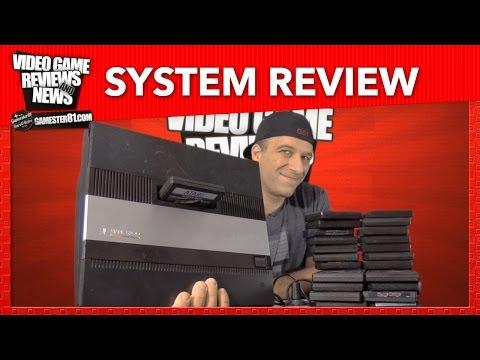 Atari 5200 System Review - Gamester81