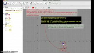 Geogebra-functions-exponential-logarithmic