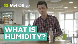 What is humidity?