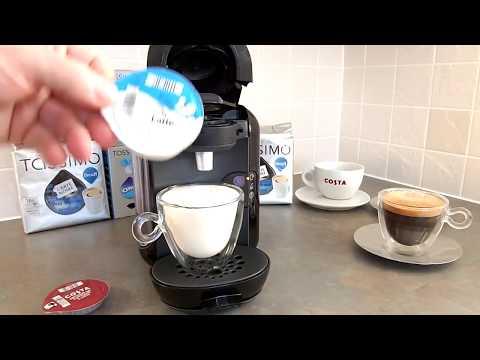 Así funciona la cafetera Bosch Tassimo Vivy 2 (¡genial!)