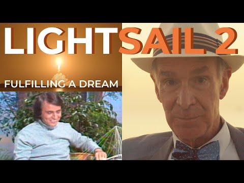 LightSail 2: Fulfilling a Dream