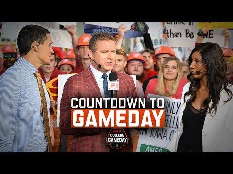 Countdown to GameDay from Athens, Georgia | ESPN College Football