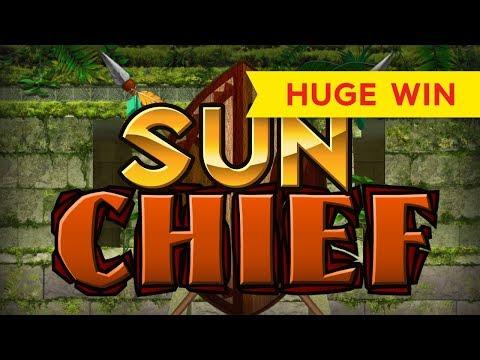 Sun Chief Slot - BIG WIN SESSION!