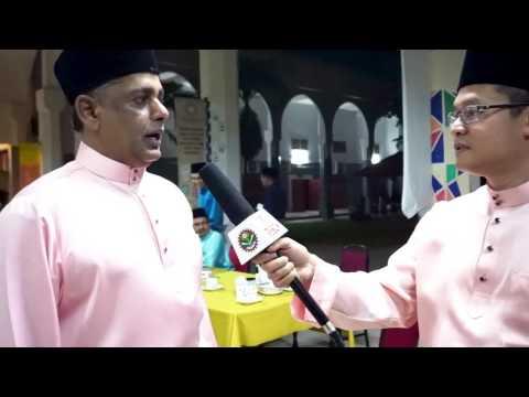 TV PSSCM - Temuramah Bersama YM Datuk Haji Maideen Kadir Shah