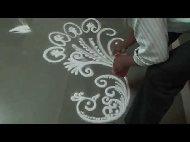 How to draw peacock rangoli free mp3 download