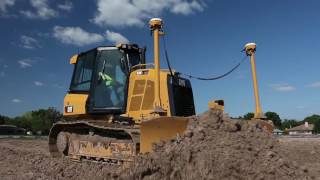 Cat® K2 Series Small Dozers Overview (D3K2, D4K2, D5K2)