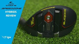TGW - The Golf Warehouse Cobra KING Speedzone Hybrids Review