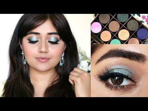 Glam'Eyes HD Quad Eyeshadow Palette - English Oak by Rimmel #5