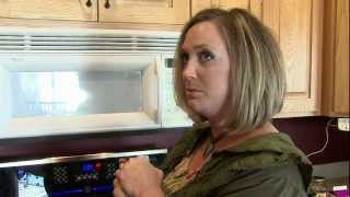 Blind Mom's Story: Cooking Family Dinners in Complete Darkness