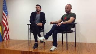 Conversatorio junto a Guillermo Vanegas