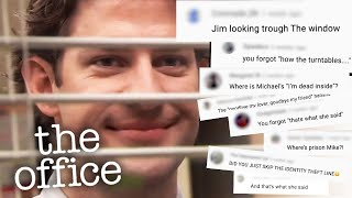The Memes We Missed....From You!  - The Office US
