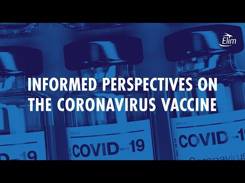The coronavirus vaccine – informed perspectives