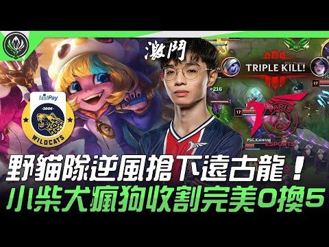 IW vs PSG 小柴犬炮娘10殺 完美收割 2021 MSI季中邀請賽Highlights