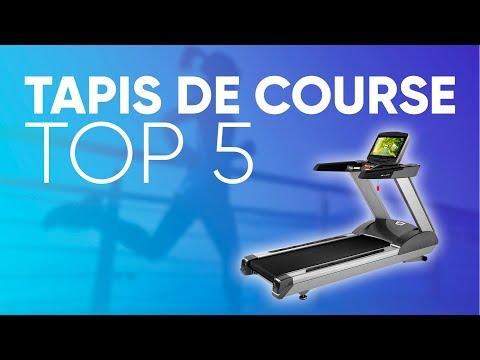 TOP5 : MEILLEUR TAPIS DE COURSE (2019)