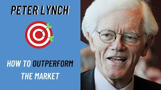 Peter Lynch: How to Achieve a 30% Return Per Year