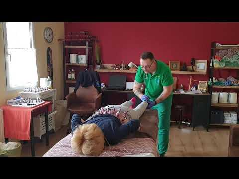 Vállízületi múmia kezelése