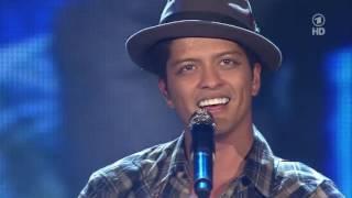 Bruno Mars ~ Full Concert Live On German TV @ New Pop Festival 2011 In Germany