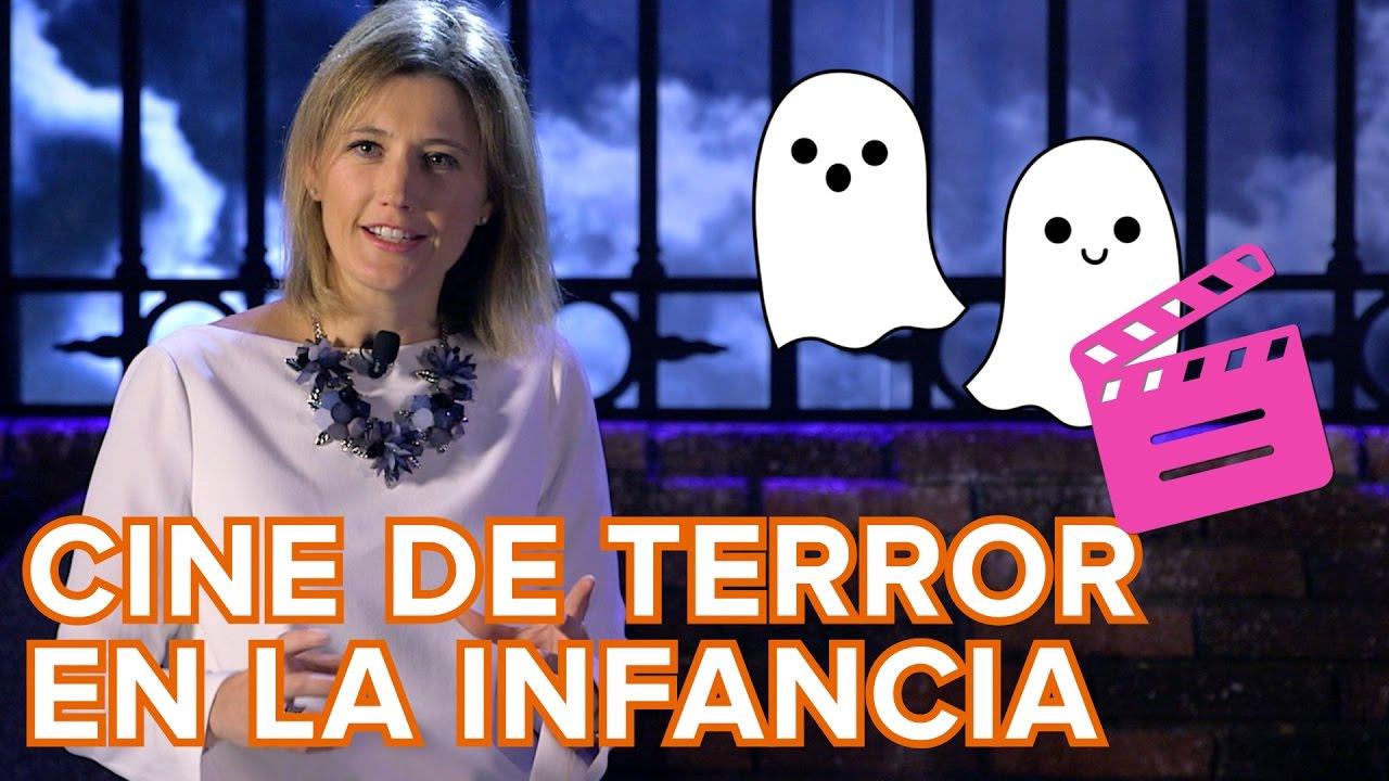 Cómo influyen las películas de terror en los miedos de los niños