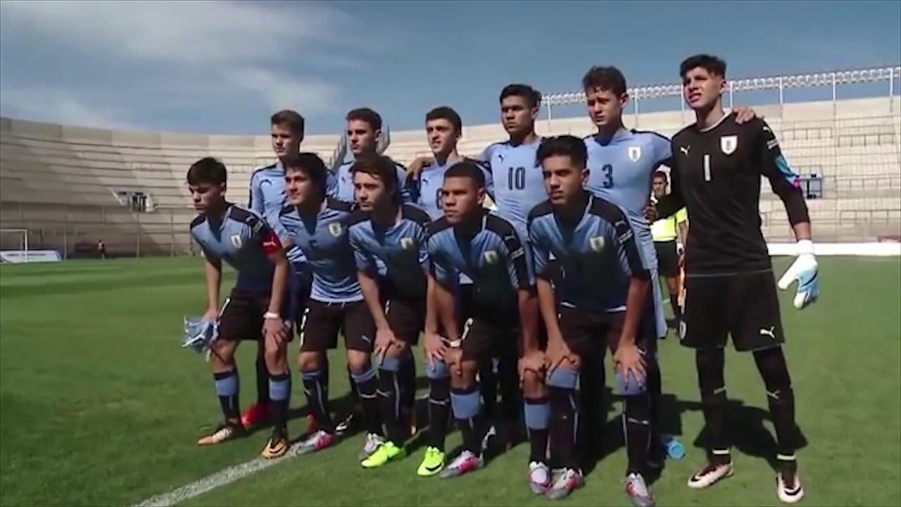 Chile 1 - 1 Uruguay