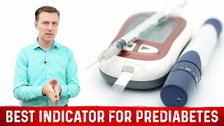 The Biggest Indicator for Prediabetes is....