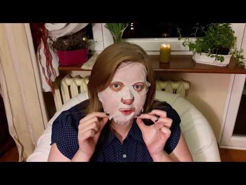 Maska przeciw wypadaniu włosów chlorowodorowy