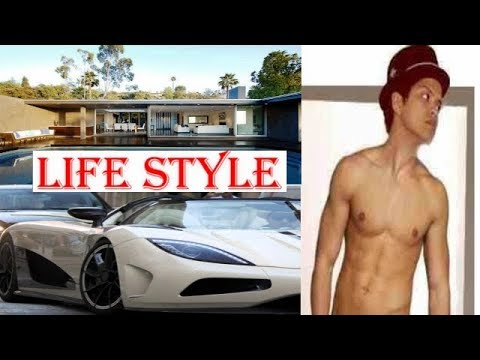 Bruno Mars Biography | Family | Childhood | House | Net Worth | Car Collection | Life Style Mp3