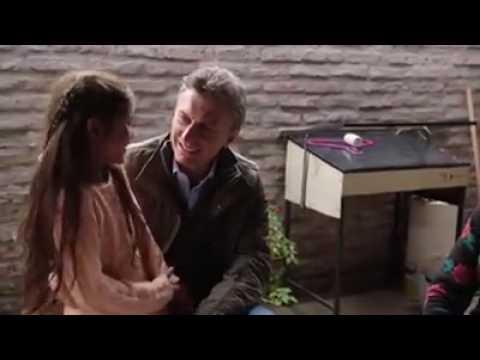 El video de Macri y la Niña Menor que es viral en las redes /