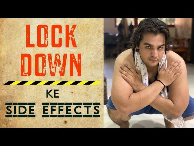 Lockdown Ke Side Effects | Ashish Chanchlani