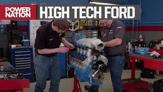 Old School 302 Ford переходит в высокие технологии - мощность двигателя S8, E9